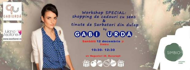 Workshop de stil personal 12 dec