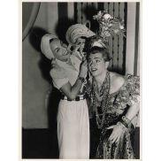 Carmen Miranda si Mickey Rooney