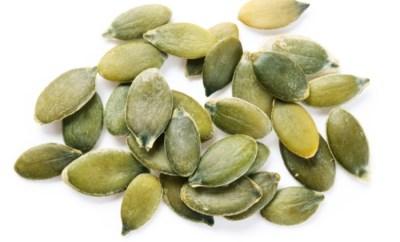 Pateu de linte cu seminte de dovleac