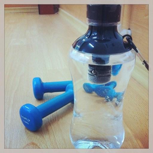 Sticla pentru sportivi-eco