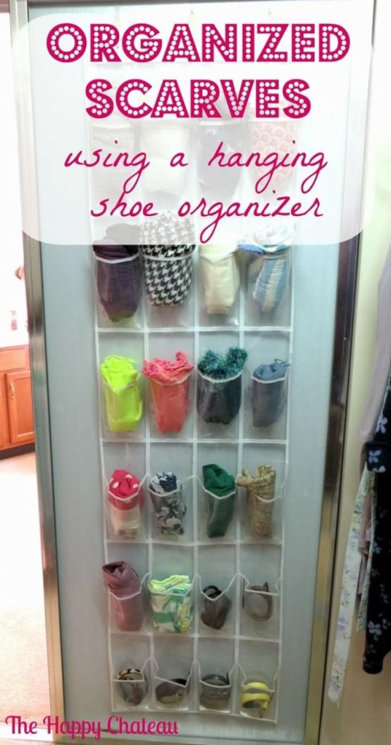 Organizarea esarfelor