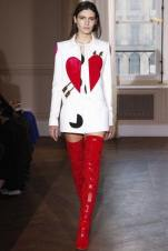 Schiaparelli Spring 2017 Couture Fashion Show