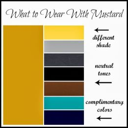 Cum purtam dresurile colorate