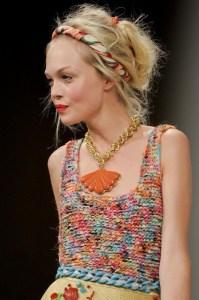 Tricotajele pot imbraca diverse forme, incercati-le pe cele mai putin clasice