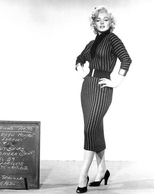 Marilyn Monroe si pantofii cu toc cu care cucerea lumea