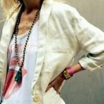 Jacheta de in – manevra vestimentara de vara