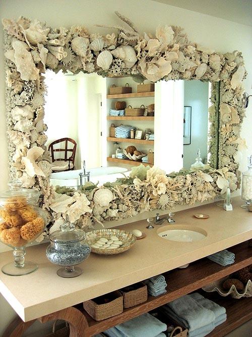 cochilii rama de oglinda