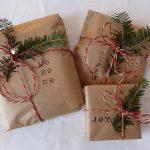 Deco-eco: Cum impachetam ieftin cadourile