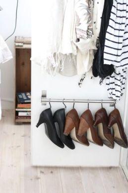 Cuier pentru pantofii suspendati