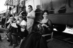 Catherine Zeta Jones si relaxarea cu andrelele vine
