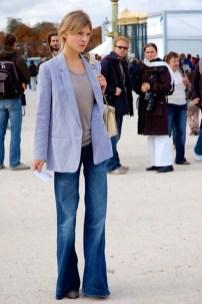 Iubesc sacourile de in in culoarea jeansului