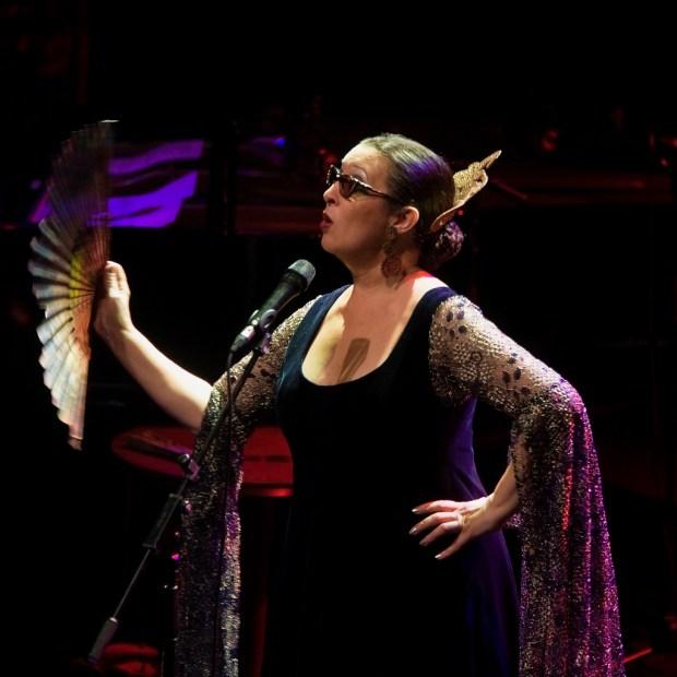 Flamenco, copla, jazz, blues si filtrul Martirio