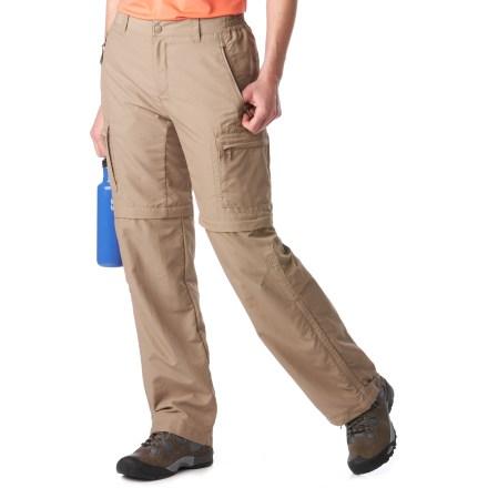 Pantaloni cargo cu buzunare punga