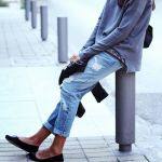 Boyfriend jeans – manevra vestimentara de primavara