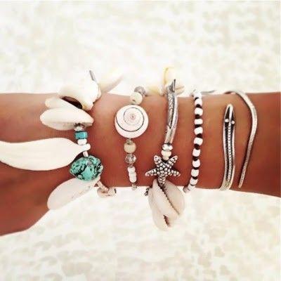 bijuterii din cochilii