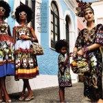 Carmen Miranda Reloaded - Vogue Brazilia, bratarile sa le pui pe tine si tot parca ziua ti se deschide inainte