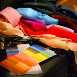 Paletarul de culori sepoate realiza si acasa