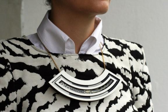 Piesa de rezistenta zebra print