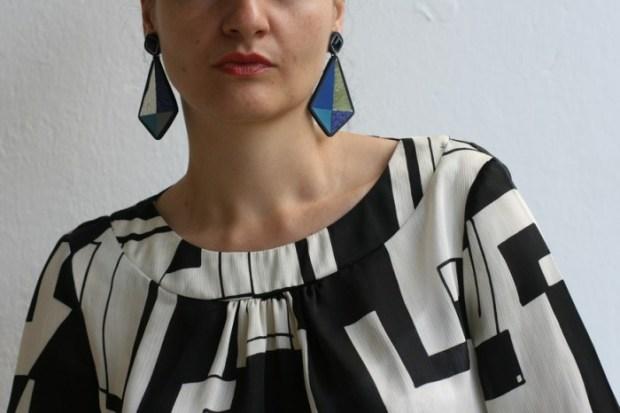 Cercei by Iuliana Asoltanei, colectia Pop Diamonds