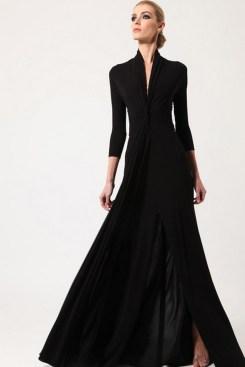Investiti intr-o rochie clasica, neagra