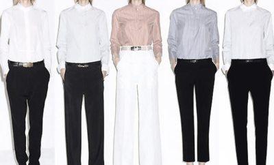 Pantaloni Celine