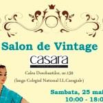 Salonul de vintage – 25 mai 2013