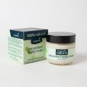 Recomand: Crema de protectie solara Soapmill - www.soapmill.ro