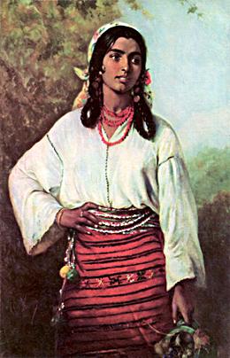 Theodor-Aman-Tiganca-mic