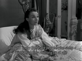 Audrey si inocenta