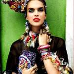 Carmen Miranda Reloaded - Vogue Brazilia