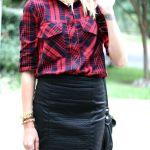 Camasa in carouri – manevra vestimentara de toamna