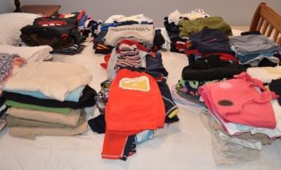 Cum sortez hainele
