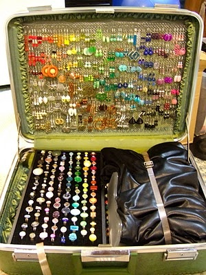 Loc pentru depozitat bijuteriile