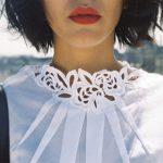 Bluza alba din dantela – manevra vestimentara de vara