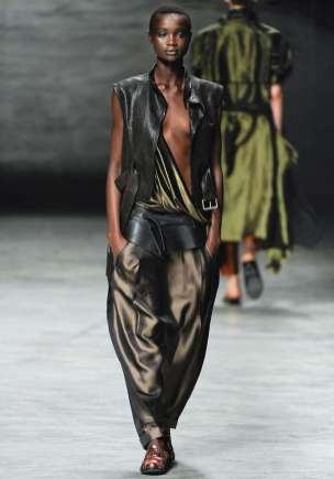 Haider Ackermann, maestrul vestelor destructurate