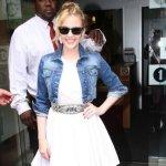 Kylie Minogue si o aparitie de tinut minte cand stai in fata dulapului