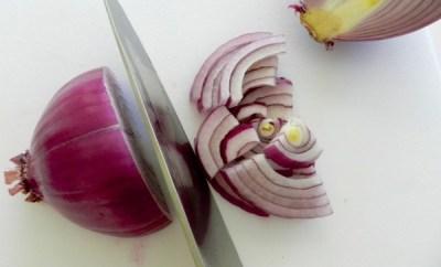 Ceapa caramelizata