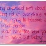 Organizeaza-ti garderoba! Primul pas catre stilul personal