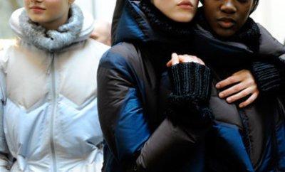 Geaca de fas - manevra vestimentara de iarna