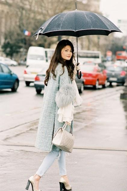 Cum te imbraci cand ploua