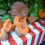 Salata de dovleac copt cu rucola si andive