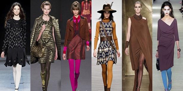 Propunerile designerilor in materie de dresuri 2013 toamna-iarna