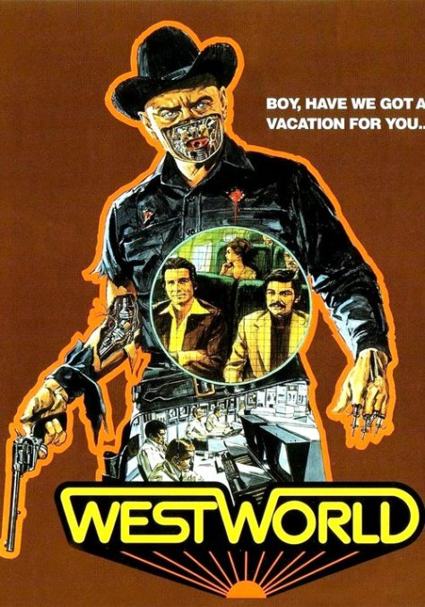 Image result for westworld 35mm