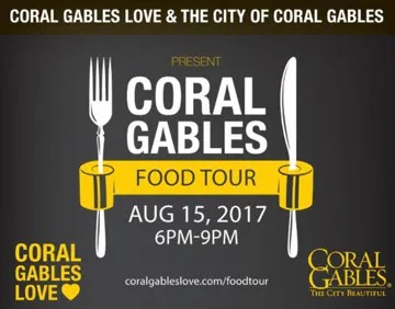 Coral Gables Food Tour