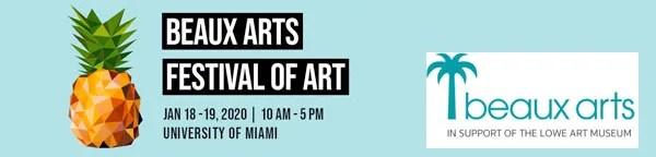 Beaux Arts Festival at University of Miami