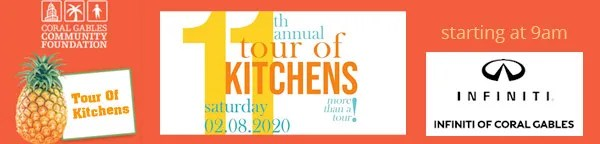 Tour Of Kitchens