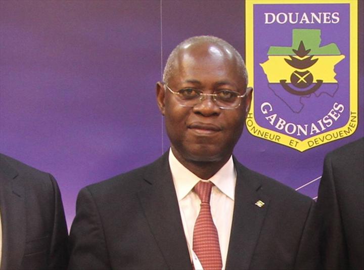 Michel Ondinga Ngouengoue, DG sortant des Douanes @ DR