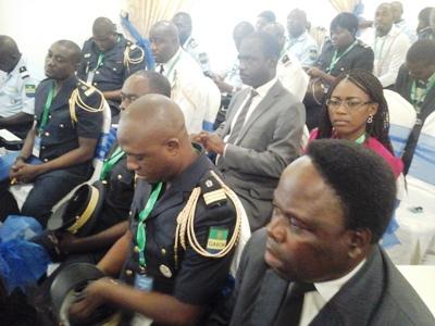 une vue des participants @ Gabonactu.com