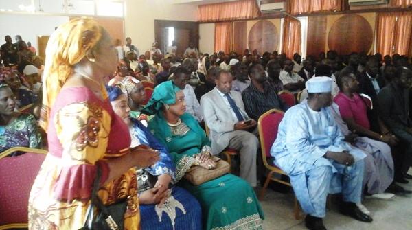 Les maliens de Libreville sont venus nombreux honorés leur ancien Premier ministre @ Gabonactu.com