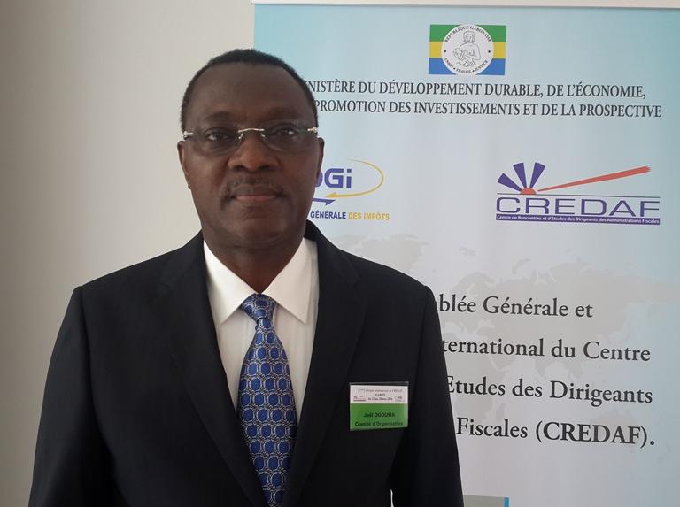 Le patron de la DGI, Joël Ogouma affirme que l'assiette fiscale gabonaise est maitrisée malgré la crise pétrolière @ Gabonactu.com